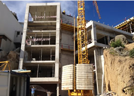 Project Krige Seapoint